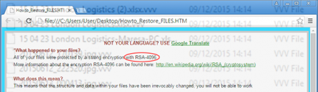 Decrypt .vvv virus extension files (TeslaCrypt 4.0 ransomware)