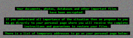 Decrypt .cerber2 extension files – Cerber2 ransomware virus