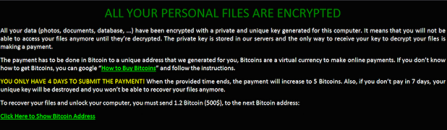 ZCryptor ransomware: decrypt .zcrypt files