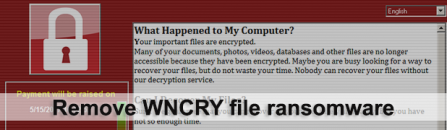 Wanna Decryptor 2.0 ransomware removal (upd. 19.05.2017)