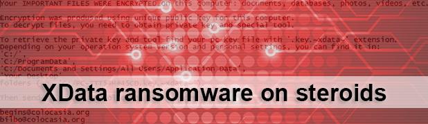 XData ransomware