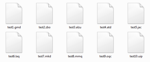 Files locked by Erebus