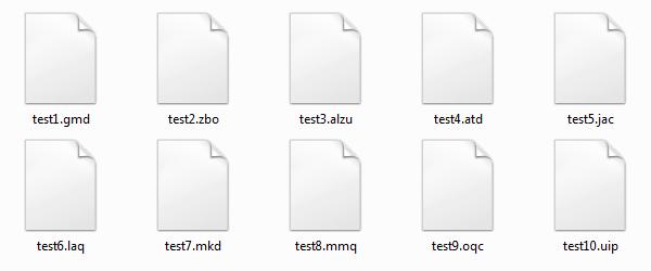Files locked by Erebus
