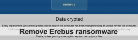 Erebus ransomware infects Linux web servers in South Korea