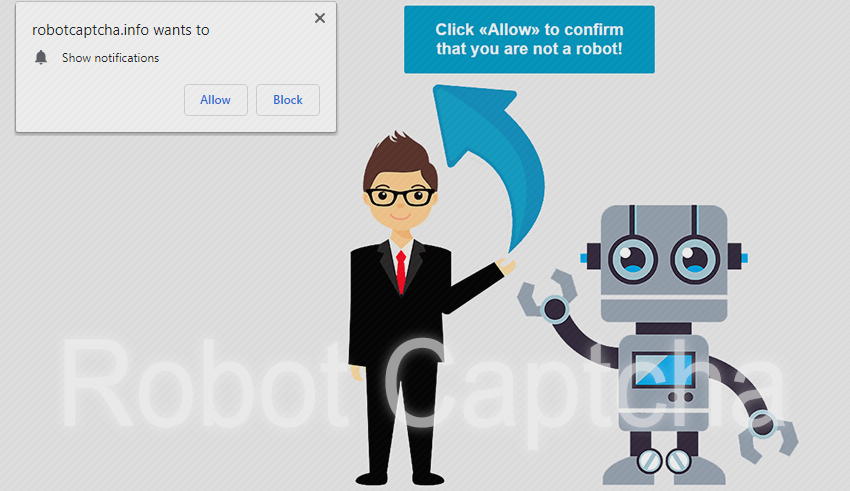 How to remove Robotcaptcha info (Robot Captcha) Android
