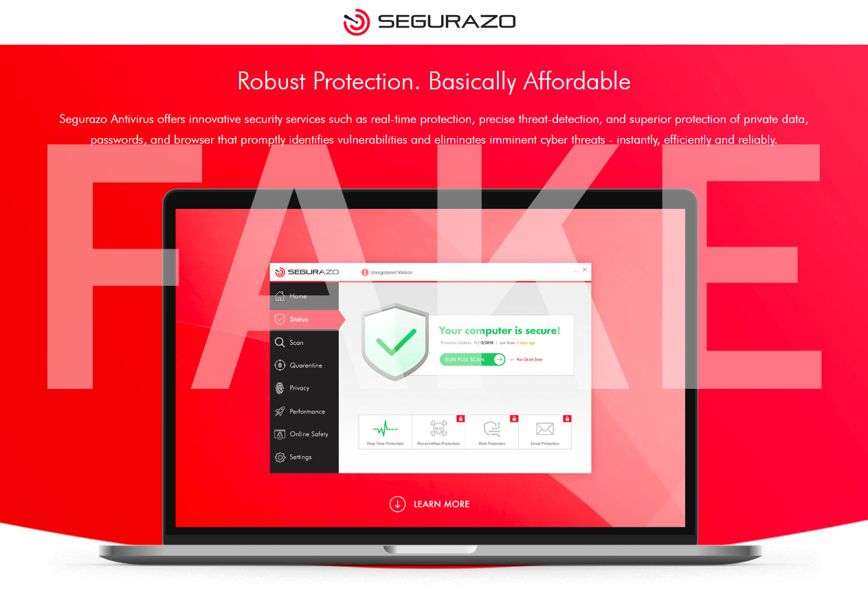 How To Uninstall Segurazo Virus Fake Antivirus July 2020 Update Myspybot